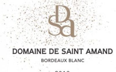 DSA Blanc 2018 sélectionné par le Guide Bettane et Desseauve 2020