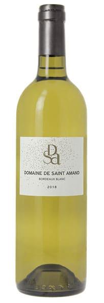 Le Domaine de Saint Amand Blanc 2018 noté 14,5/20 au Grand Tasting de Bettane et Desseauve 2020