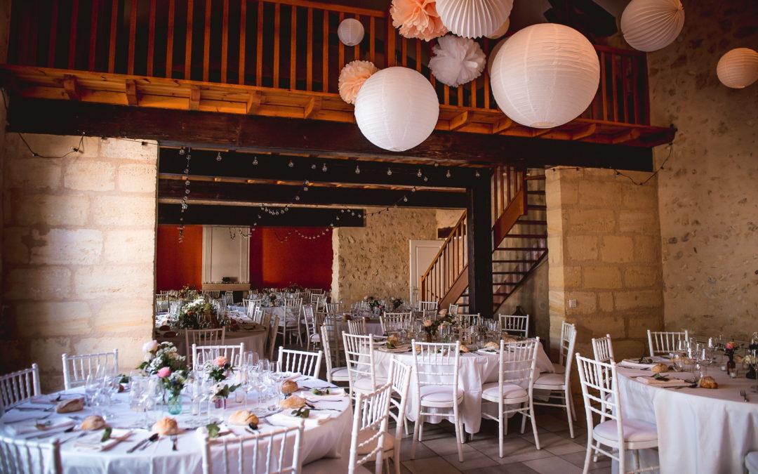 La saison des mariages est lancée au Domaine de Saint Amand