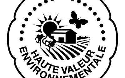 April 2020 :  Domaine de Saint Amand is granted hev3 certification for its 2019 harvest