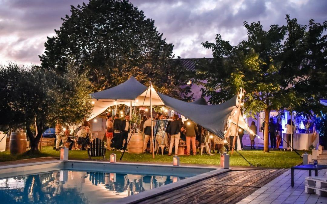 Le Domaine de Saint Amand vous accueille pour tous vos événements, privés ou professionnels.