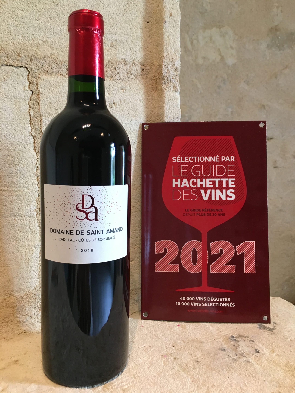 Note Guide Hachette des Vins 2021